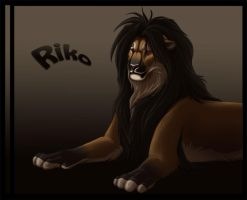 For Riko by DeyVarah