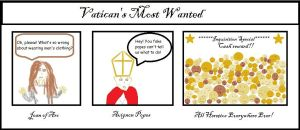 Vatican's Most Wanted by Elswyth-the-Dryad