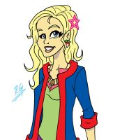 Luna Lovegood by DANGERcomics