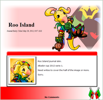 Roo island S1 2012 (journal skin) by DepaX3x
