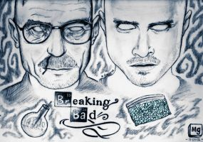 BReaking BAd by Insanemoe