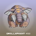 050 Drillaphant by TerryTibke