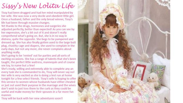 Sissys New Lolita Life by define-deviant