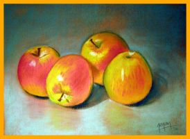 Apples by agui