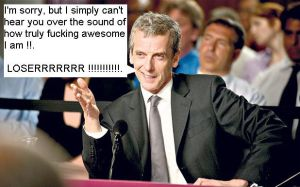 T.T.O.I. - Malcolm 'Mr Fucking Awesome' Tucker by DoctorWhoOne