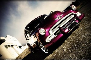 52 Chev - Outa my way no. 2 by Immerse-photography