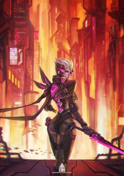 Project Fiora by MonoriRogue