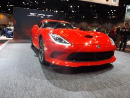 Dodge Viper SRT by rootsauce