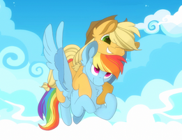 Flying by HiccupsDoesArt