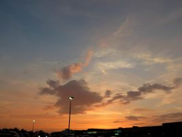 June 5th Sunset #1 by Michies-Photographyy