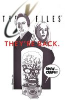 X-Files the 2nd coming by mytymark