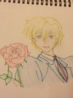 Tamaki Suoh by Dangolover215