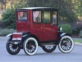 1912 electric car by finhead4ever