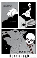 Death Head pg. 3 by jaffaanonymous