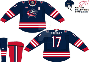 Columbus Blue Jackets Road FINAL by thepegasus1935