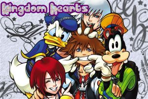 Kingdom Hearts Wallpaper by Clout-Dragongod
