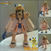Sumilidon Papercraft Finished by rubenimus21