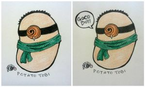 Potato Tobi by human1123