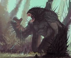 Life Colossus by strenerus