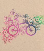 bicycle cycle by kamikaze-pinguin