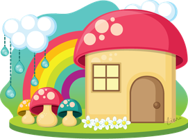Shroom Home by ciara-cable