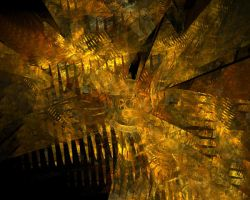 Gold Thing 3 by norif