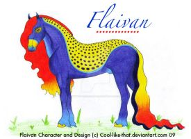 Flaivan by Willow-Tree-Stables