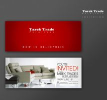 Tarek Trade Invitation by nermeenlabib