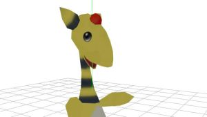 Don't Raise a Pokemon Called Ampharos (video) by SilverStarlite