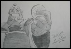 Uncle Iroh by Lauren-Paikin