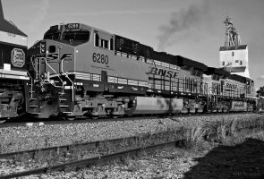 BNSF 6280 by SMT-Images