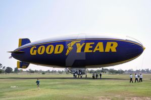 Goodyear Plimp Tour