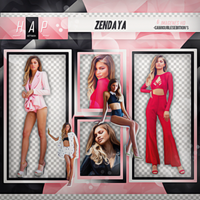 PACK PNG 48 / Zendaya by CamiCE-Pngs