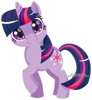 .Twilight Sparkle by Miss-Glitter