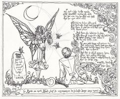 Keats meets the Fairy Queen by Alsdale