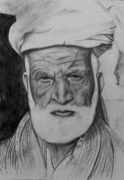 My great grand father. =3 by Maheen-S