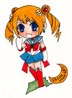 PGSM Sailormoon Chibi by PucchiQ