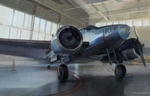 Air Museum Speedpaint by Zirngibl