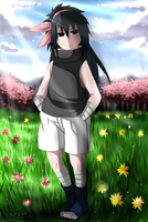 ::the uchiha princess:: by itasasu2002