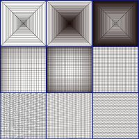 Grid Comic Textures- Stock by Rainny-Stock