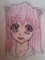 Elfen Lied Nuy by son-of-wolf-power