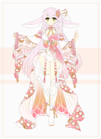 Petals and Ribbons Adopt Auction [CLOSED] by Oma-Chi