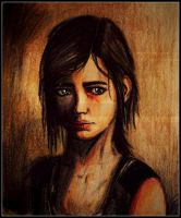 The Last of Us-Ellie by gilly15