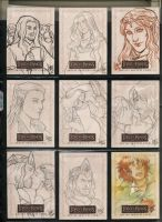 LOTR Masterpieces II 243-251 by aimo