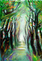 forest by angieluvsyou
