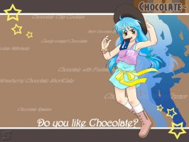.:Do you like Chocolate?:. by StrayShadow