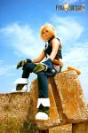 FFIX: Searching for the Past.. by BanditYinG