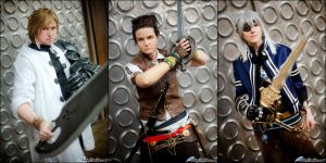 XenoBros Cosplay - The Last Story by FallingFeathers