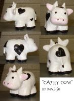 Cathy Cow by MidniteSilven