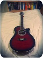 My Lovely Guitar by ezy94